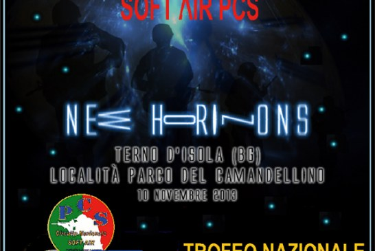 Finale PCS – New Horizons – Trofeo Soft Air Dynamics