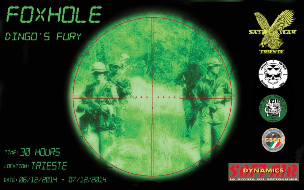 News 1 foto Fox Hole