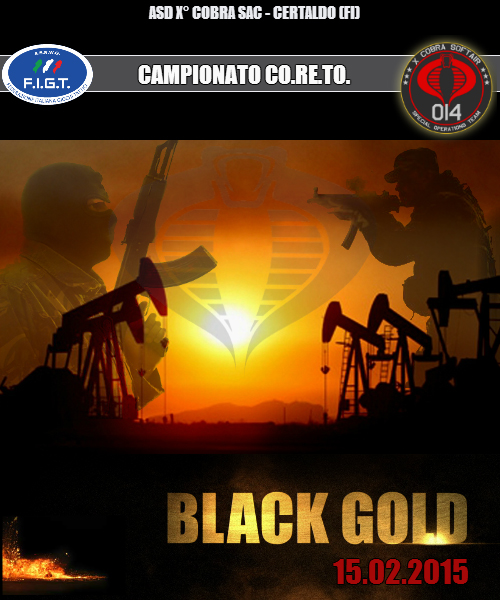 News Operazione Black Gold