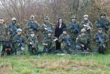 Commando Lycans, Udine