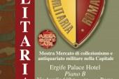 Militaria e soft air in mostra a Roma