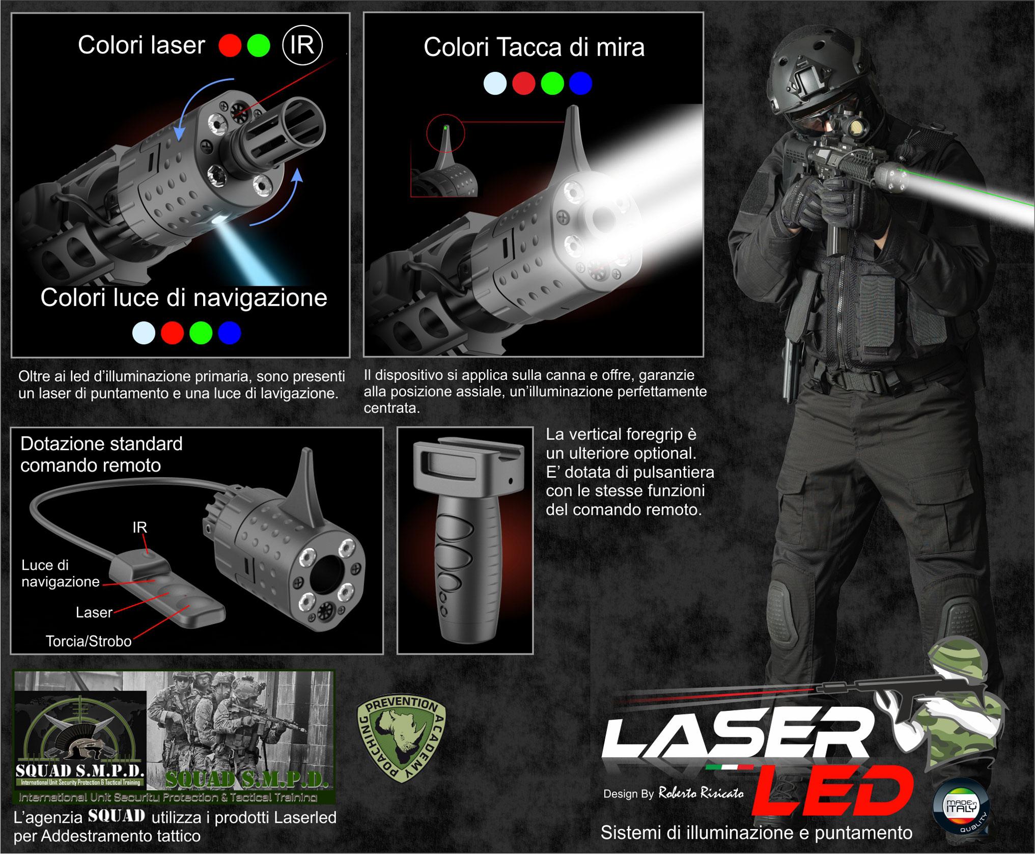 LaserLed-grafica
