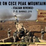 War on Peak Cece Mountain 2.0