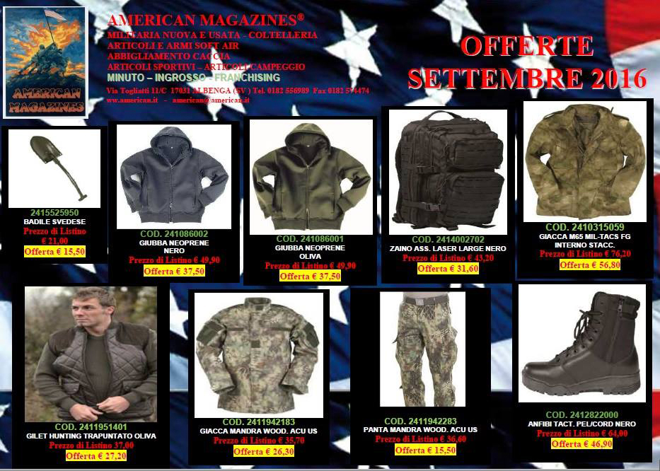 american-magazines-offerte-settembre-2016