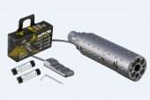 """LaserLed XS, il """"silenziatore"""" multifunzione"""