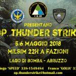 Operazione Thunder Strike