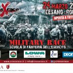 Lowa & adrenalina a Military Cross X Race