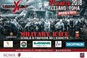 Lowa & adrenalina a Military Cross X Race