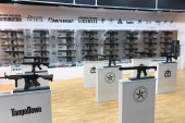 IWA 2018: lo stand di Evolution Airsoft