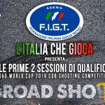 Qualificazione FIGT CQB Shooting Competition 2019