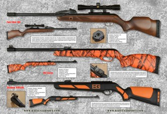 Speciale Raffus carabine 4,5 mm (prima parte)