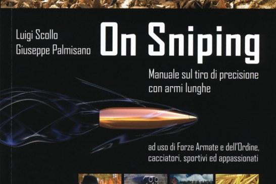 """Disponibile nello shop del sito il manuale """"On Sniping"""""""