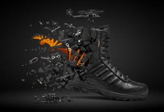 SWAT, le super scarpe urban/CQB
