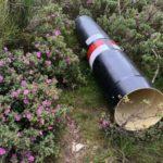 Missile da soft air spaventa escursionisti ad Alassio