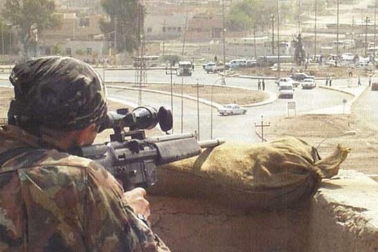Il senso dello sniping: intervista al generale