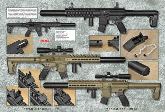 Speciale Raffus carabine 4,5 mm (seconda parte)