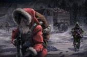 Buon Natale, amici! Siate forti, siate giusti, siate pieni di gioia!