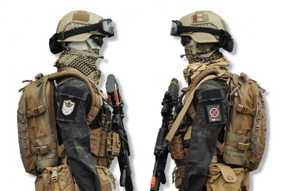 Light recon e CQB: il setup si fa in due