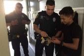Gli SWAT arruolano Diego, il ragazzo che vestiva da soldato