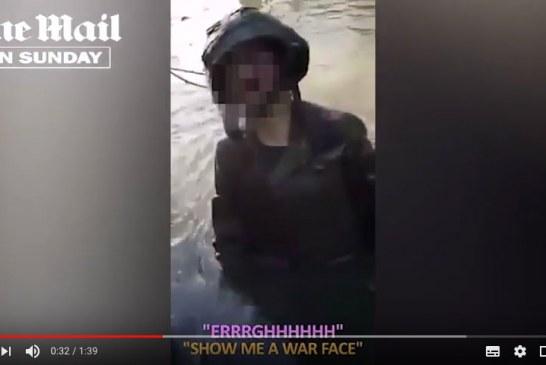 La soldatessa bullizzata
