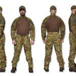 UF Pro Striker XT Gen. 2 Pencott Greenzone combat setup