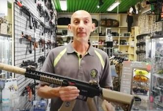 Preparazione e test CM18 Mod1 Pro Sniper LTS