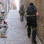 Tiro al bersaglio con ASG per strada: denunciato