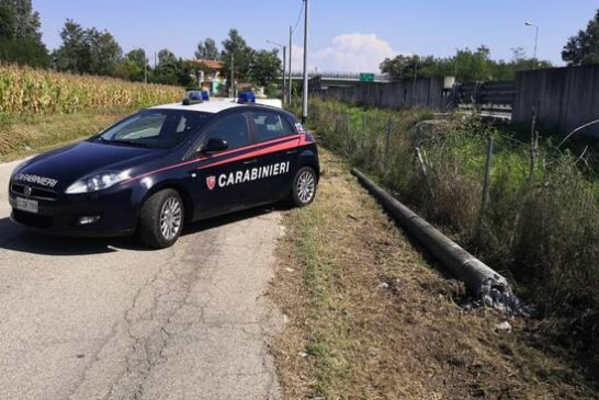 Carabinieri interrompono game di soft air