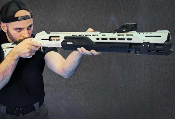 Kalashnikov MP 155 Ultima: il fucile il con il computer dentro