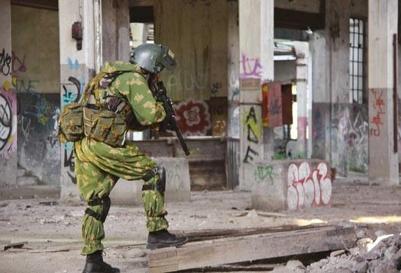 Attacco a Beslan, il loadout degli Spetsnaz (seconda parte)