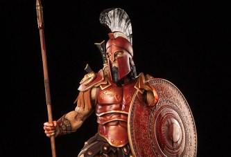 Ares è tornato. Per stare ai nostri piedi