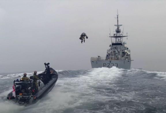 Il futuro è cominciato: marines volanti all'abbordaggio