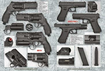Speciale Raffus pistole 4,5 mm (seconda parte)
