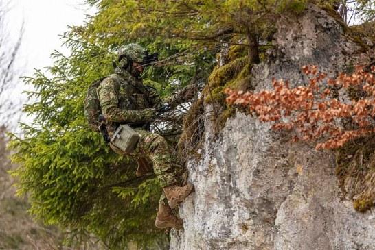 La forza dei soldati italiani? È (anche) nei piedi
